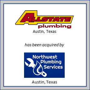 Tombstone for Allstate Plumbing