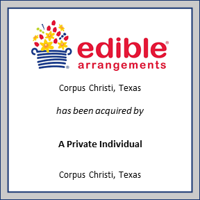 Tombstone for Edible Arrangements Corpus Christi