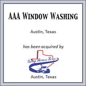 Tombstone for AAA Window Washing