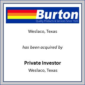 Tombstone for Burton