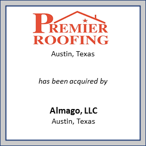 Tombstone for Premier Roofing