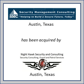 Tombstone for Security Management Consulting