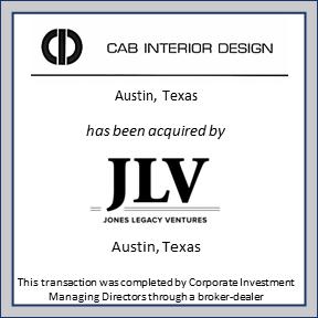 Tombstone for Cab Interior Design